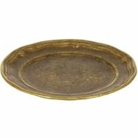 Блюдо Stilars 3.129А Bronze