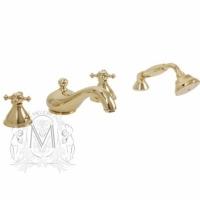 Смеситель на борт ванны Migliore Prestige ML.PRS-781 DO