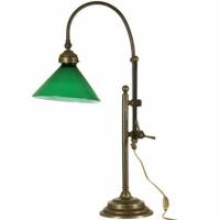 Настольная лампа Stilars F-1062 Bronze