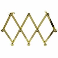 Вешалка для одежды Stilars F-305 Gold