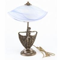 Настольная лампа Stilars F-536А Bronze