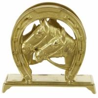Подставка для спичек ''Лошади'' Stilars F-916 Gold