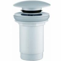 Донный клапан для раковины KorDi KD A706 White