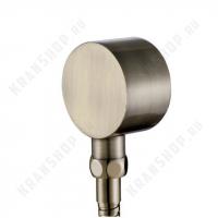 Подключение для шланга KorDi KD P9709 Bronze