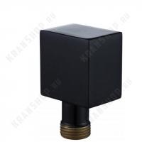 Подключение для шланга KorDi KD P9758 Black
