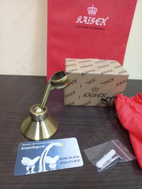 Держатель душевых леек Kaiser 0042 Bronze