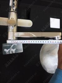 Cмеситель для ванны Bennberg 130212-02 Chrome