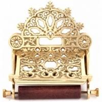 Бумагодержатель Stilars 00661 Gold