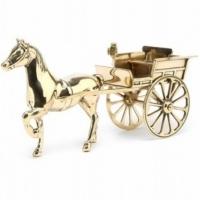 Статуэтка ''Лошадь'' Stilars 00553 Gold
