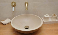 Донный клапан для раковины Boheme Medici 610 без перелива