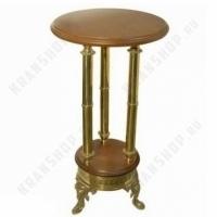 Столик на трех ножках Stilars 130376 Bronze