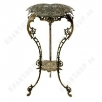 Столик ''Барокко'' Stilars 130379 Bronze