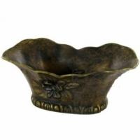 Ваза для фруктов Stilars 130646 Bronze