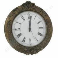 Часы настенные Stilars 131187 Bronze