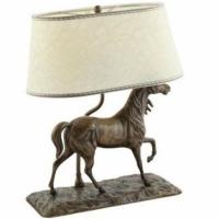 Настольная лампа Stilars 131734 Bronze