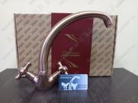 Смеситель для кухни Elghansa Retro 5960254-T09 Copper