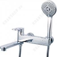Cмеситель для ванны GANZER AUGUST GZ07032 CHROME