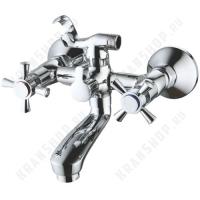 Cмеситель для ванны GANZER ORELL GZ14031 CHROME