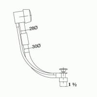 Обвязка для ванны Migliore Ricambi ML.RIC-20.708.RA