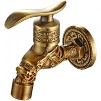 Кран для бани (насадка для шланга) Bronze de Luxe 21974/2