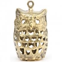 Держатель для свечей ''Сова'' Stilars 11.0165 Gold