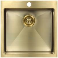 Кухонная мойка Seaman Eco Marino SMB-5151 Gold