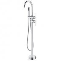 Cмеситель для ванны напольный Grohenberg GB900 Chrome