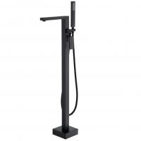 Cмеситель для ванны напольный Grohenberg GB800 Black