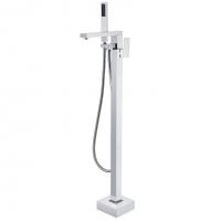 Cмеситель для ванны напольный Grohenberg GB800 Chrome