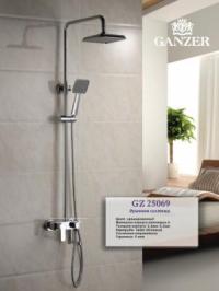 Душевая система GANZER GZ25069 Хром