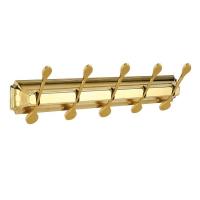 Планка с 5-ю крючками Elghansa Hermitage HRM-750 Gold