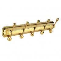 Планка с 5-ю крючками Elghansa Hermitage HRM-950 Gold