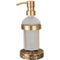 Дозатор жидкого мыла Zorg Antic AZR 25 Bronze